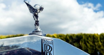 Rolls Royce figurine highlighting strong client relationships