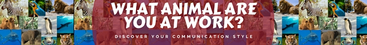 what animal are you at work-