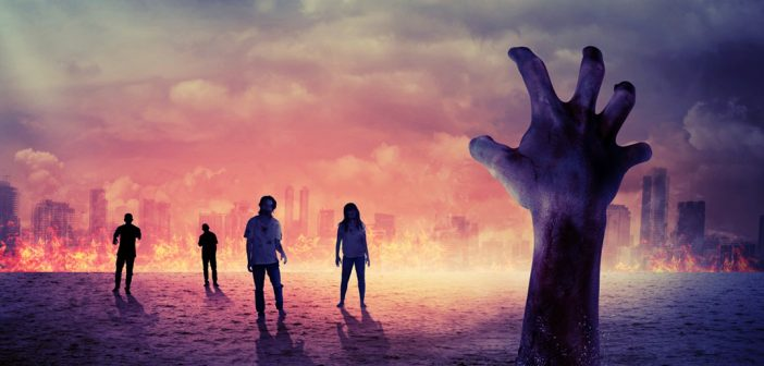 Could You Survive a Zombie Apocalypse at Work?