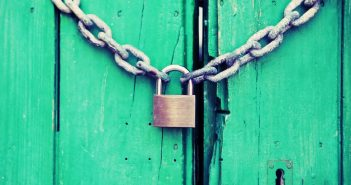 6 fair reasons to quit your job locked door