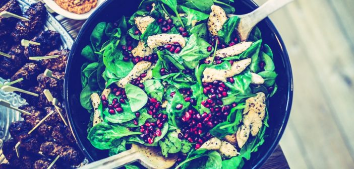 Lunch Time! Delicious but Healthy Lunch Ideas for Work