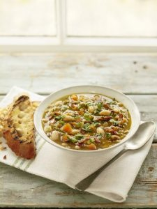 healthy lunch ideas for work lentil soup