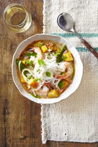 healthy lunch ideas for work thai noodle soup