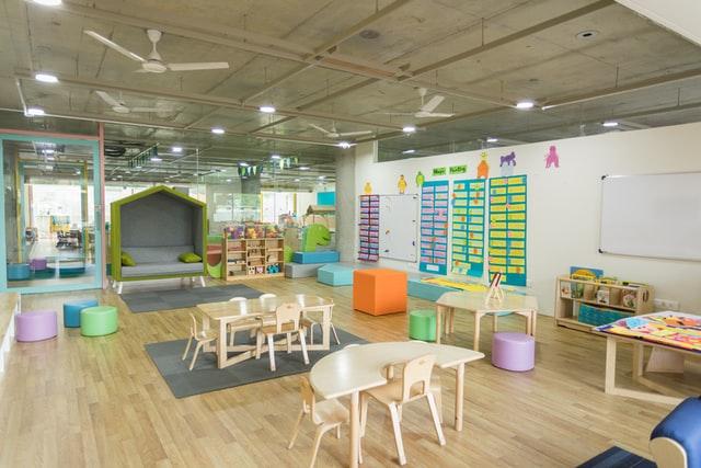 Daycare design ideas