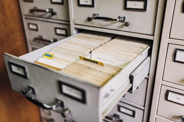 Good filing system